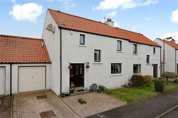 3 Bedrooms Semi Detached House for sale in Marketgate, Ormiston, Tranent, East Lothian