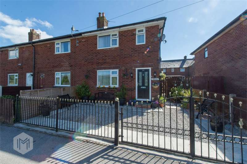 3 Bedrooms Semi Detached House for sale in Fern Street, Ramsbottom, Bury, Lancashire