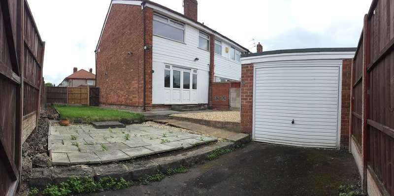 3 Bedrooms Semi Detached House for rent in Mossville Road, Mossley Hill, Liverpool, L18