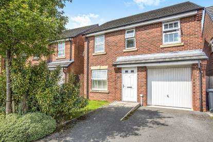 3 Bedrooms Detached House for sale in Parish Gardens, Leyland, .