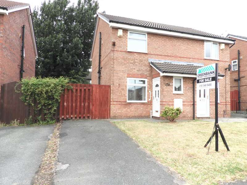 2 Bedrooms Semi Detached House for sale in Mollington Road, Westvale
