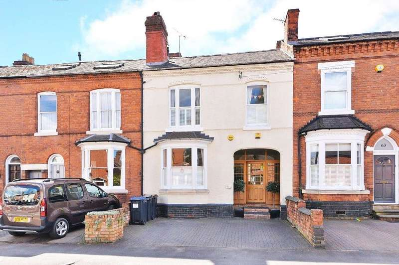 5 Bedrooms Mews House for sale in Greenfield Road, Harborne, Birmingham, B17 0EP