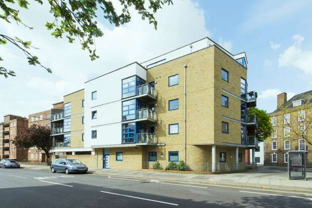 3 Bedrooms Apartment Flat for sale in Pritchards Road, Bethnal Green, E2