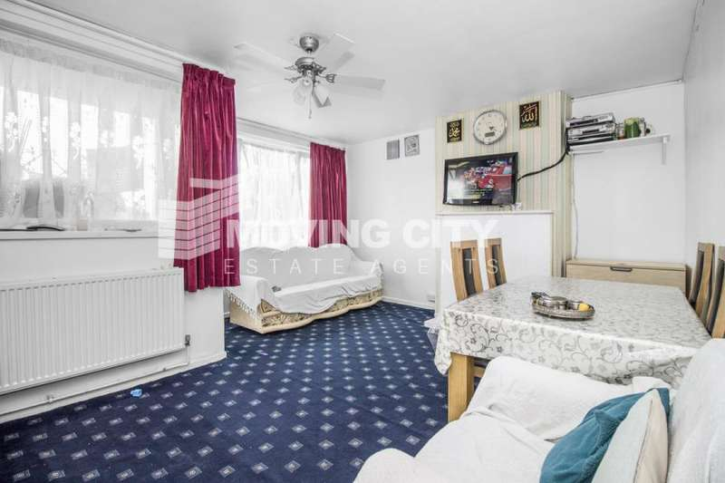 3 Bedrooms Flat for sale in Norbiton Road, Limehouse, E14