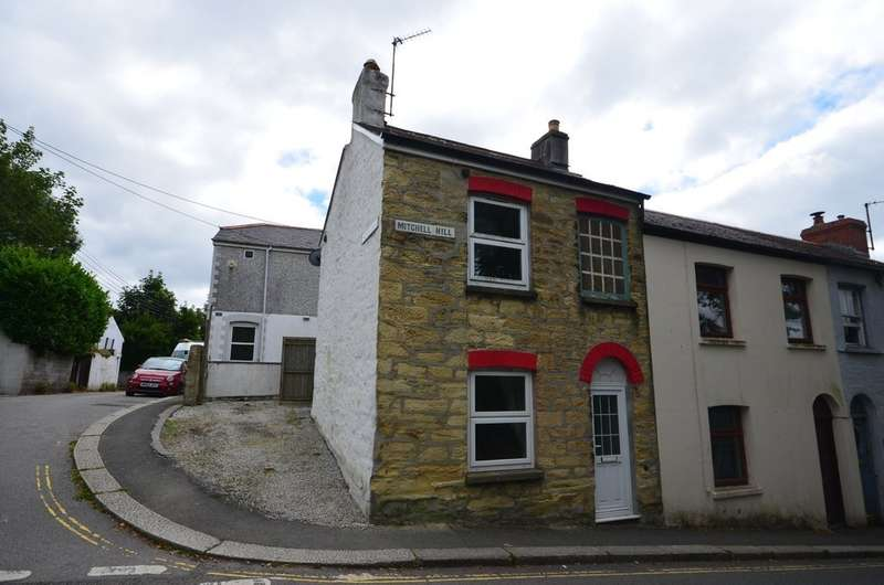 2 Bedrooms End Of Terrace House for sale in Mitchell Hill, Truro
