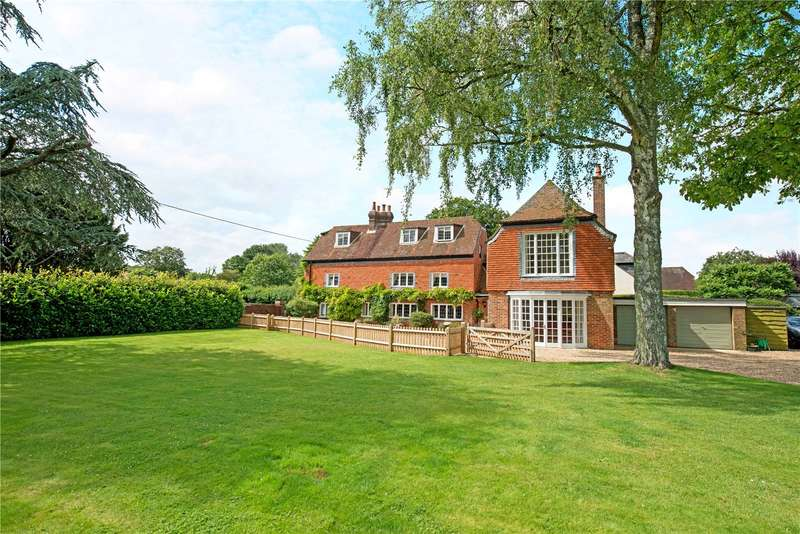 5 Bedrooms Detached House for sale in Rockbourne, Fordingbridge, Hampshire, SP6