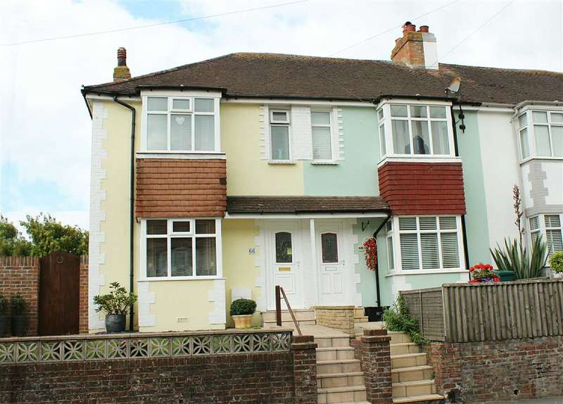 3 Bedrooms House for sale in Lewes Road, Newhaven