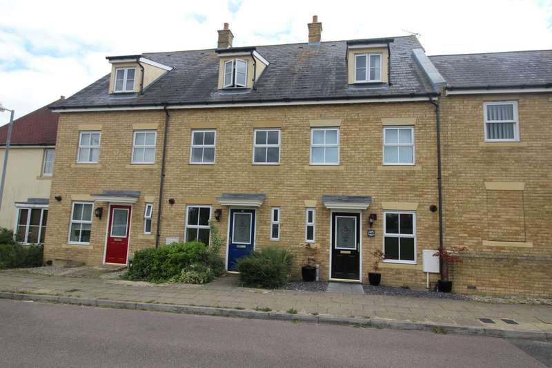 3 Bedrooms Town House for sale in Greenwell Road, Witham