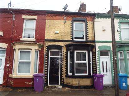 2 Bedrooms Terraced House for sale in Hinton Street, Fairfield, Liverpool, Merseyside, L6