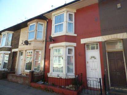 2 Bedrooms Terraced House for sale in Cambridge Road, Bootle, Liverpool, Merseyside, L20