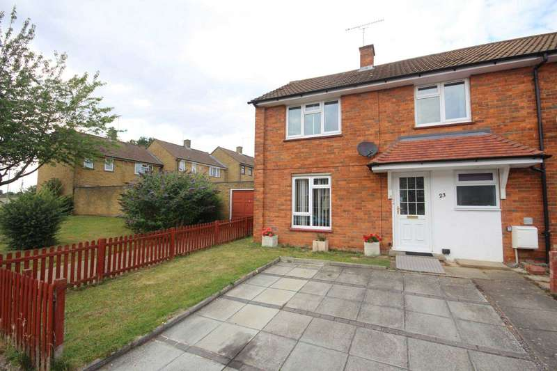 3 Bedrooms End Of Terrace House for sale in Bullbrook Drive, Bracknell