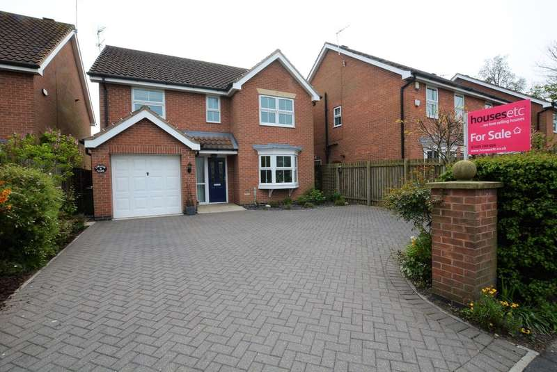 4 Bedrooms Detached House for sale in College Close, Goole