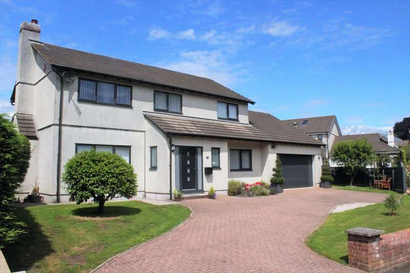 5 Bedrooms Detached House for sale in Brixton Lodge Gardens, Brixton, Plymouth, Devon