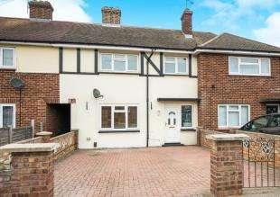 3 Bedrooms Terraced House for sale in Struttons Avenue, Northfleet, Gravesend, Kent