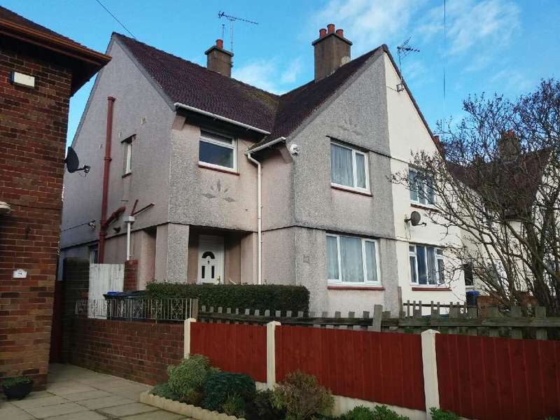 3 Bedrooms Semi Detached House for sale in Grange Road, Blackpool, FY3 8PJ