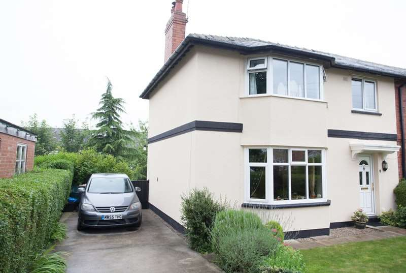3 Bedrooms Semi Detached House for sale in Hambleton Road, Harrogate, North Yorkshire, HG1