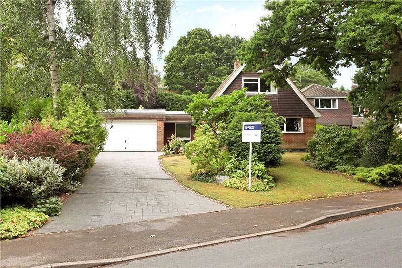 5 Bedrooms Detached House for sale in Hemwood Road, Windsor, Berkshire, SL4