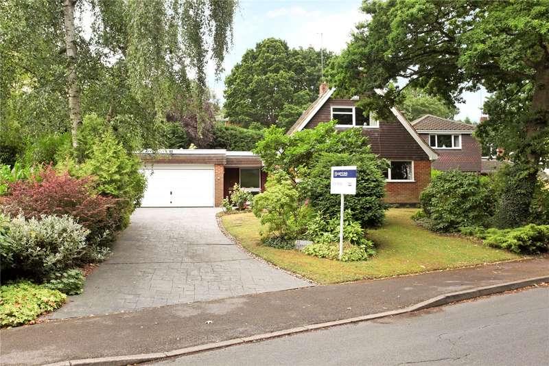 5 Bedrooms Detached House for sale in Hemwood Road, Windsor, Berkshire, SL4