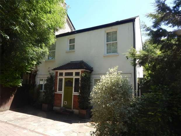 3 Bedrooms Cottage House for sale in Coachhouse Mews, Anerley, London