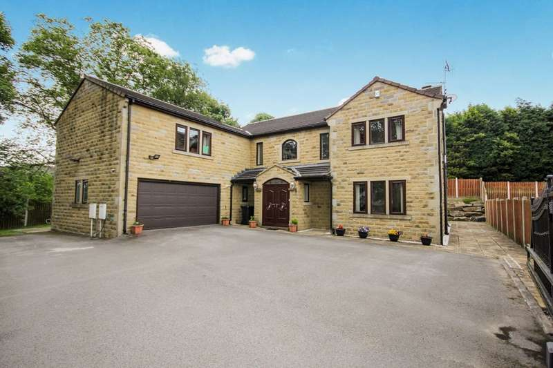 6 Bedrooms Detached House for sale in Coach House Close, Bradford, BD7