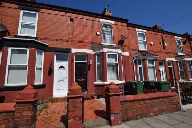 2 Bedrooms Terraced House for sale in Spenser Avenue, Rock Ferry, Merseyside