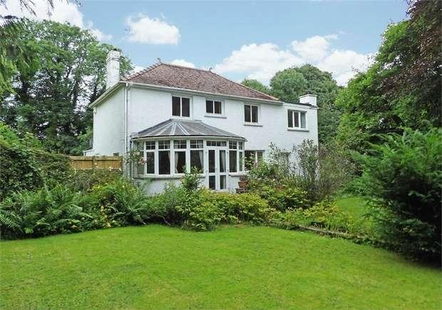 4 Bedrooms Detached House for sale in Pen-Y-Fai, Bridgend, Mid Glamorgan