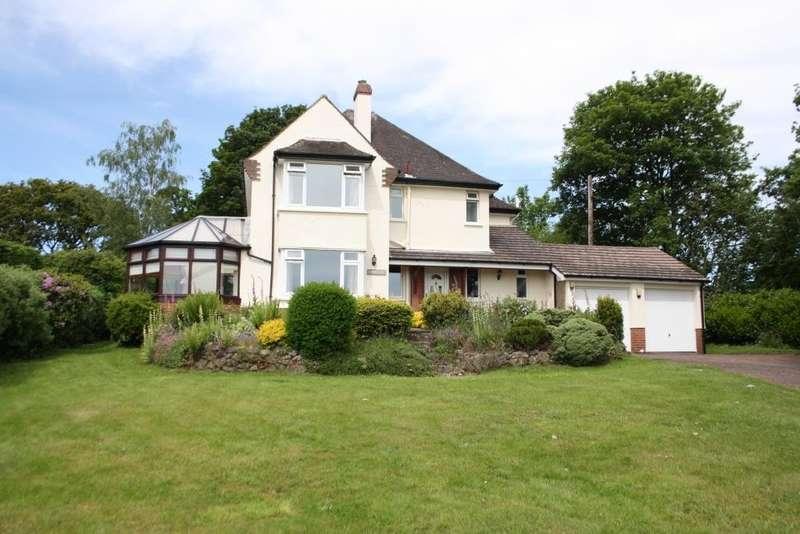 3 Bedrooms Detached House for sale in Venn Ottery, Tipton St John