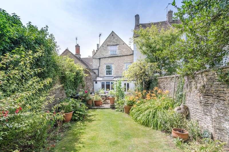 4 Bedrooms Town House for sale in Hampton Street, Tetbury