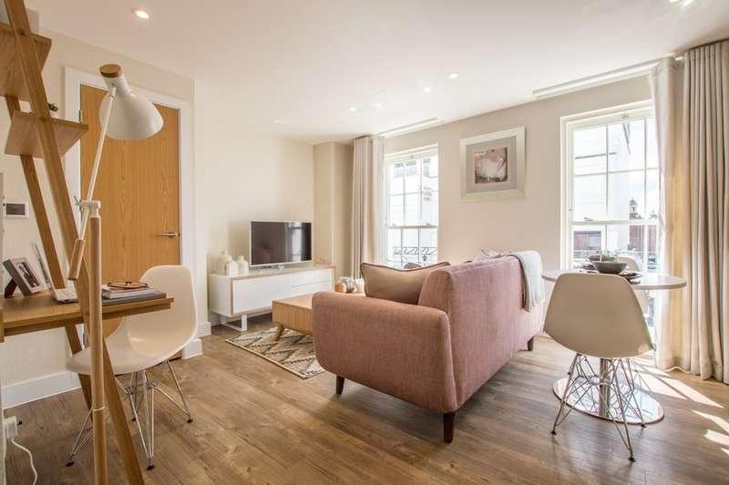 1 Bedroom Flat for sale in Regency Place, Cheltenham, GL52 2NE