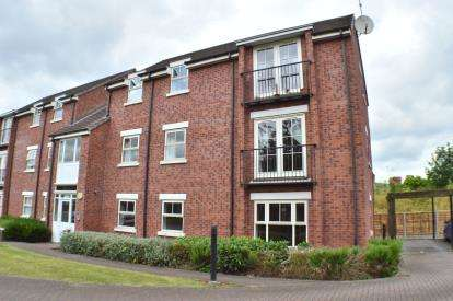 2 Bedrooms Flat for sale in The Maltings, Lichfield, Staffordshire