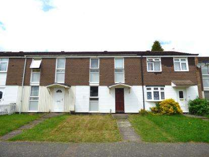 3 Bedrooms Terraced House for sale in Hamble, Belgrave, Tamworth, Staffordshire