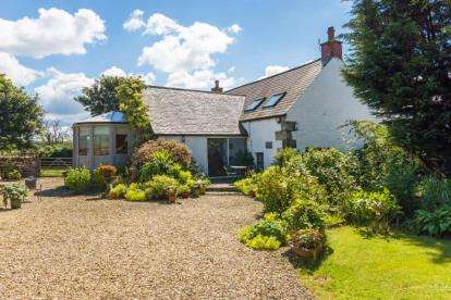 3 Bedrooms Detached House for sale in Craighead Farm, Dunlop