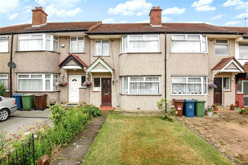 3 Bedrooms Terraced House for sale in Lynwood Close, Harrow, HA2