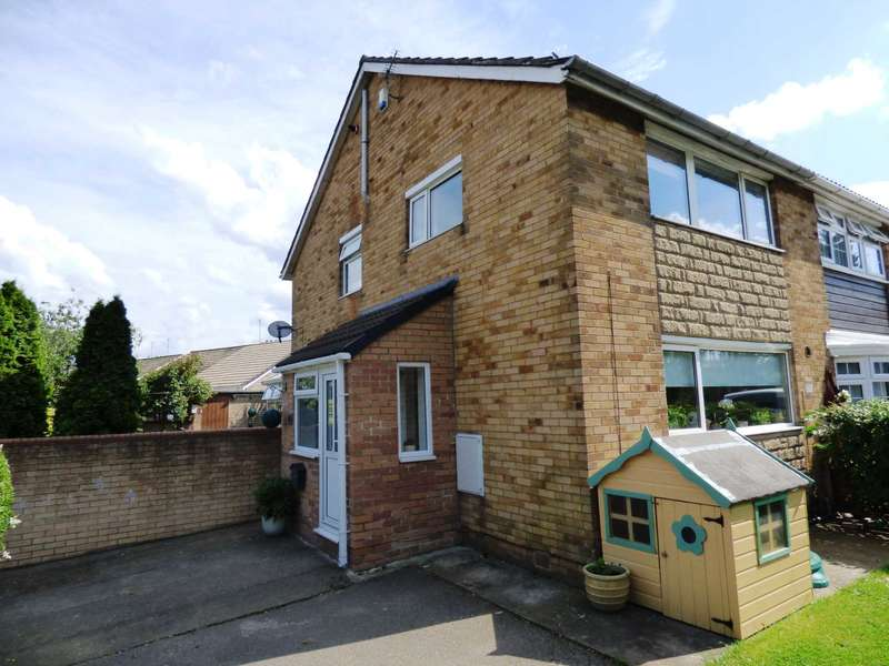 3 Bedrooms Semi Detached House for sale in Longbeck Road, Marske By The Sea