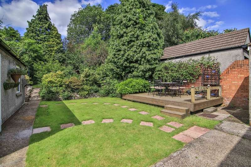 4 Bedrooms Detached House for sale in Brandreth Road, Ladymary, Penylan, Cardiff