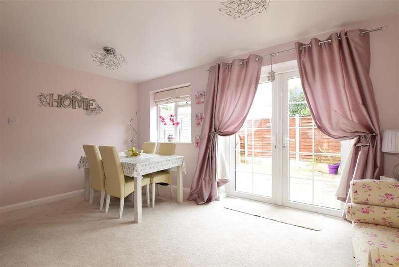 2 Bedrooms End Of Terrace House for sale in Pulborough Way, Bognor Regis, West Sussex