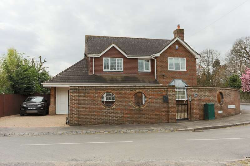 4 Bedrooms Detached House for sale in Otterbourne place, Maidstone, Kent, ME15