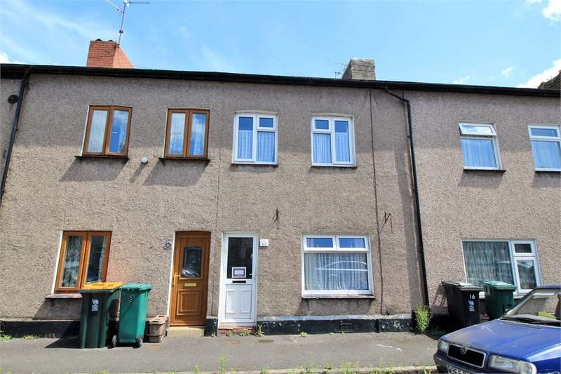 2 Bedrooms Terraced House for sale in Barnard Street, NEWPORT, NP19
