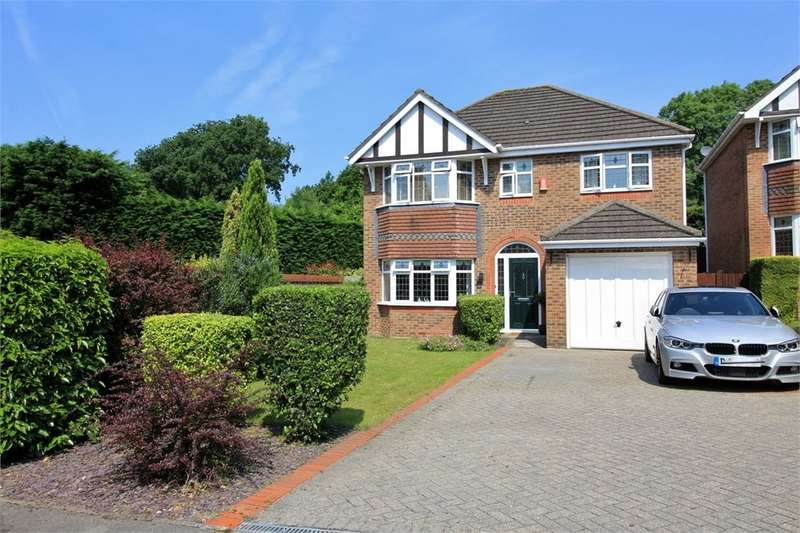 4 Bedrooms Detached House for sale in Acorn Close, Rogerstone, Newport, NP10