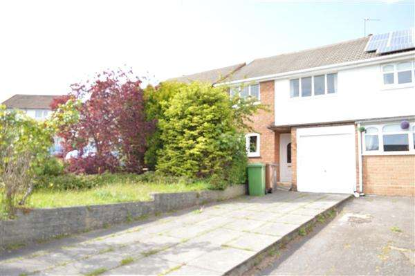 3 Bedrooms Semi Detached House for sale in Selvey Avenue, Park Farm Estate Great Barr, Great Barr, Birmingham