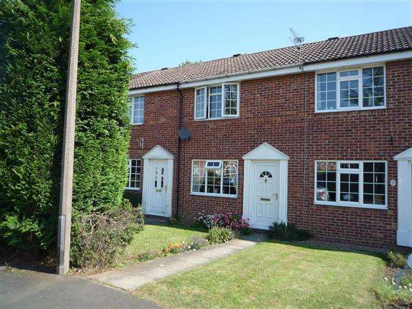 2 Bedrooms Terraced House for sale in Fairfax Croft, York