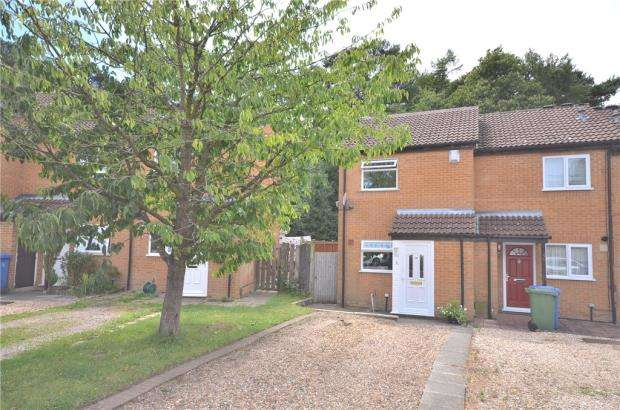 2 Bedrooms End Of Terrace House for sale in Frensham, Bracknell, Berkshire