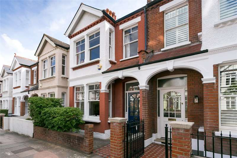 4 Bedrooms House for sale in Alfriston Road, London, SW11