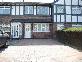 3 Bedrooms Terraced House for sale in Butterwick Drive, Croxteth Park, Liverpool