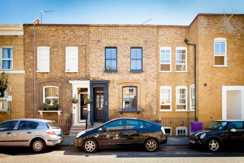 3 Bedrooms House for sale in Ellesmere Road, Bow, E3