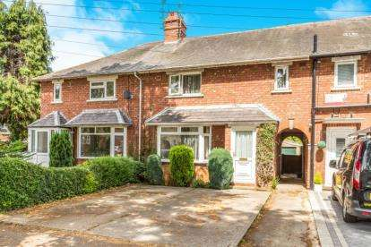 3 Bedrooms Terraced House for sale in Springfield Avenue, Banbury, Oxfordshire
