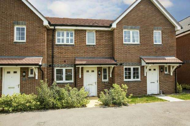 2 Bedrooms Terraced House for sale in Elk Path Three Mile Cross Reading