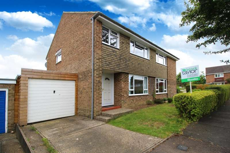 3 Bedrooms Semi Detached House for sale in Gorse End, Horsham