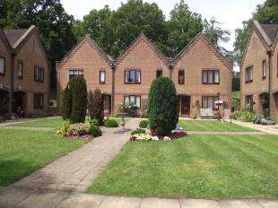 2 Bedrooms Retirement Property for sale in Downash Court, Rosemary Lane, Wadhurst, East Sussex