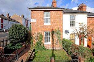 2 Bedrooms End Of Terrace House for sale in Albion Road, Tunbridge Wells, Kent